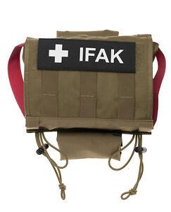 Tasmanian Tiger TT TacVec Head Rest IFAK Coyote Brown First Aid Kit-Tasche