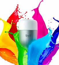 Xiaomi Yeelight RGB E27 Smart LED Color Bulb 10W Upgraded Version White US