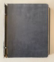 Old US Scott Stamp Album Collection Mostly Mint 3c to 6c + Airmail 1929-1969