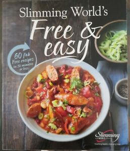 Slimming World Recipe Book - Free & Easy - New