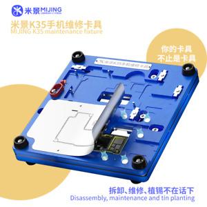 For IPhone 12/12PRO/12PROMAX/12MINI MJ K35 Motherboard Holder BGA Repair Fixture
