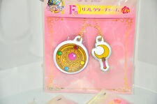 Sailor Moon 20th Anniversary Reflector Charm keychain key chain Japan 2014