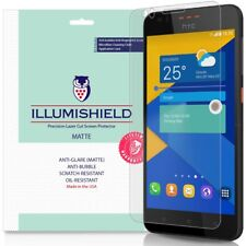3x iLLumiShield Matte Anti-Glare Screen Protector for HTC Desire 825