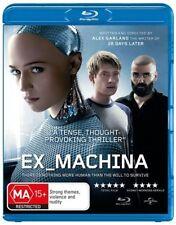 Ex Machina (Blu-ray, 2018)