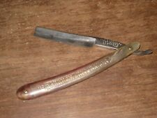 ancien rasoir coupe choux razor german army dodge sheffield