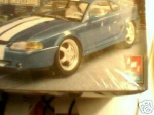 1/25 amt 97 ford mustang boyd coddington model kit new in the box