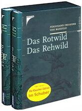 Das Rehwild. Das Rotwild, 2 Bde. von Ferdinand Raesfeld (2003, Gebunden)