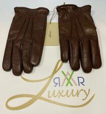 Brioni Herren Handschuhe, Größe 9.5 Large