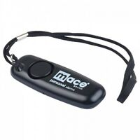 Mace 80459 Black Pin Activated Personal 130db Wristlet Alarm