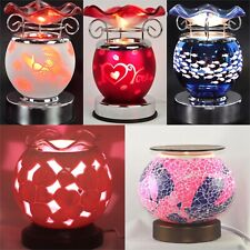 Electric Oil Warmer Wax Tart Burner fragrance lamp
