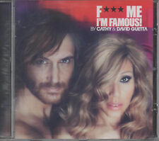 Selected Mixed by Cathy & David Guetta CD NEU F*** Me I'm Famous Avicii Afrojack