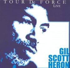 Gil Scott Heron - Tour De Force (NEW CD)
