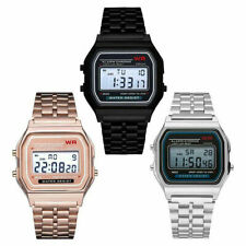 Men Wrist Watch LED Retro Digital Unisex Classic New men women wrist watch
