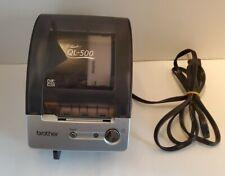 Brother Ql 500 Label Thermal Printer