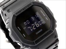 Casio G-Shock Mens Wrist Watch DW5600BB-1 DW-5600BB-1 Digital Matte Black