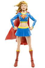 "DC Universe Classics Kryptonite Chaos SUPERGIRL 6"" Action Figure DCSH Mattel"
