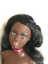 Barbie Chandra So In Style Rocawear S.I.S 2009 AA - nude doll -
