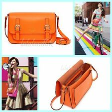 KATE SPADE ESSEX SCOUT ORANGE LEATHER CAMBRIDGE SMALL CROSSBODY MESSENGER BAG