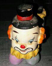 Clown Lying Down Figurine