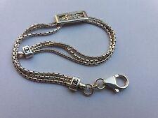 VTG  Bracelet Buckle Sterling Silver 925 7.48g Paris