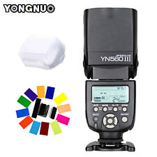 YONGNUO YN560 III 2.4G Universal Wireless Slave Flash Speedlite for Canon Nikon