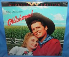 OKLAHOMA! 1955 LASERDISC CBS FOX HOME VIDEO LASER DISC THX 2 DISC