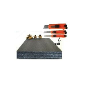 Fastcap Kaizen Foam Choose Thickness and color, 23'x23' with shaping knife
