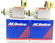 4T65E Transmission 1-2 & 3-4 Shift Solenoid Set 2 Pieces GM OE AC Delco 99368-2