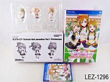 Love Live! School idol Paradise Vol 1 Printemps Limited Edition Nendoroid Vita