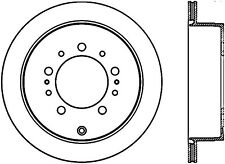 Disc Brake Rotor-Sport Slotted Cryo Disc Rear Left Stoptech 126.44157CSL