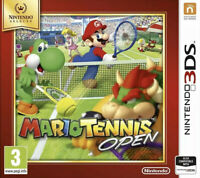 Mario Tennis Open - Nintendo 3DS - Brand New & Sealed Game