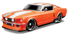 1967 Ford Mustang GT in Metallic Orange - Remote Control Scale 1:24