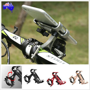 Mobile Phone Holder Handlebar Mount Stand For Bike Bicycle Motorcycle Universal