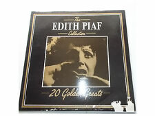 Edith Piaf ‎- The Edith Piaf Collection  20 Golden Greats - LP