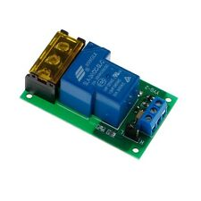 1 Channel 24V 30A Optocoupler Isolation Relay Board Module High/Low Trigger