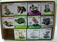 Mini Blocks Animal Series Lot Giraffe Zebra Gorilla Adventure Planet AM-MB