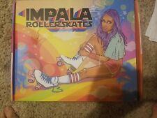 Brand New Impala Roller Skates Pastel Fade Quad Vegan Size 6 - Read Descript