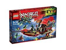 LEGO Ninjago  70738  Der letzte Flug des Ninja-Flugseglers    neu + ovp