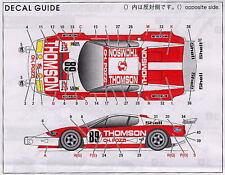 Studio27 FR2409 1:24 Ferrari 512BB LM THOMSON #89 LM 1978 resin kit