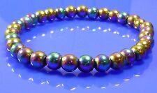 Hematite Rainbow Bracelet Tarnish