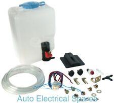 KIT CAR / CLASSIC UNIVERSAL 12v windscreen washer bottle pump kit