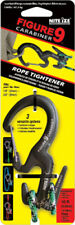 Nite Ize Figure 9 Carabiner Rope Tightener W/10' Reflective Rope One Unit