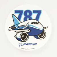 Boeing 787 Pudgy Aufkleber Boeing Sticker new