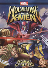 Wolverine and the X-Men: Beginning Of The End [DVD]