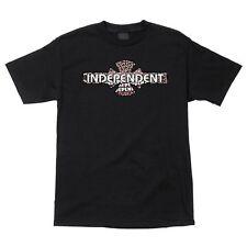 Independent Trucks Ogbc Multifill Skateboard Shirt Black Medium