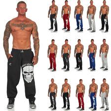 Bodybuildinghose Bulldogge Jogginghose Gorilla Sporthose Pumperhose Gr. M-8XL