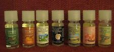 Yankee Candle casa de aceite de la fragancia .33 fl. OZ (approx. 9.76 ml) - 30 Aromas disponibles-que tu elijas