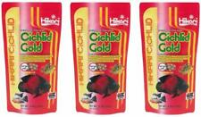 (3 Pack) Hikari Cichlid Gold Floating Pellets Large, 8.8-Ounce NEW