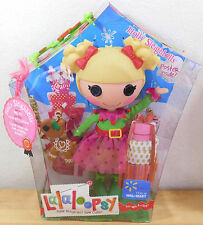 "HOLLY SLEIGHBELLS 2009 LalaLoopsy Large 12"" FULL Doll New Limited Edition"