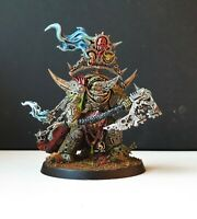 COMMISSION Warhammer 40k Death Guard Lord of Contagion Pro-Painted